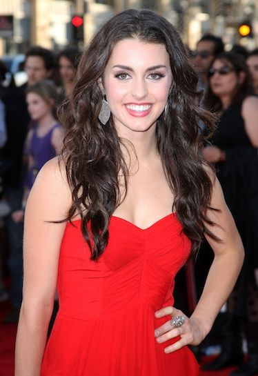 """You may recognize Kathryn McCormick, who plays Emily in """"Step Up: Revolution,"""" from Season 6 of """"So You Think You Can Dance.""""  She's got some serious moves!"""