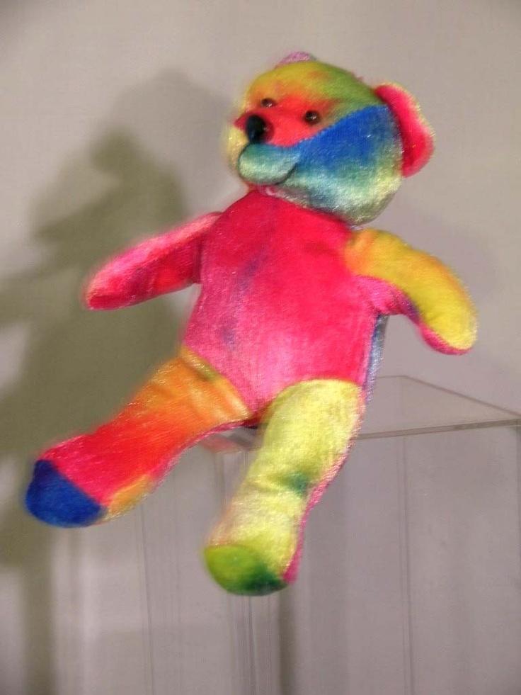 Tye Dye Grinder ~ Best teddy love images on pinterest teddybear