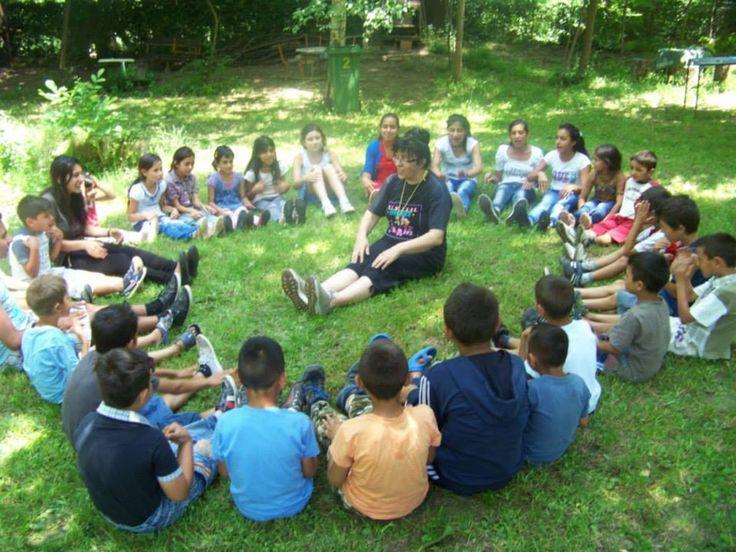 Project zomeractiviteiten Saraj, Macedonië