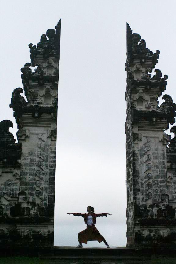#bali #Lempuyang #バリ島 #ランプヤン