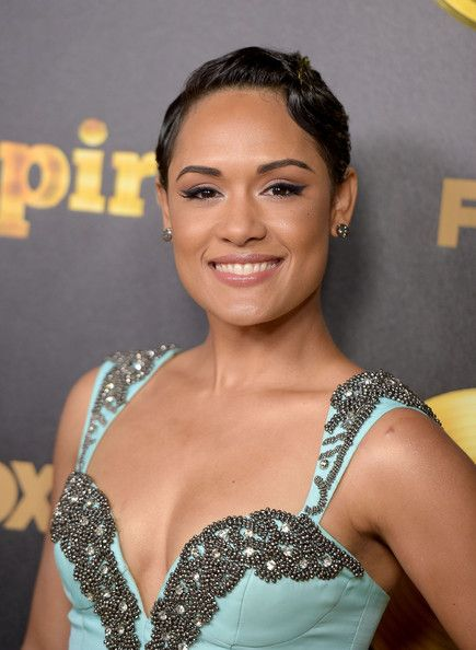 "Grace Gealey at the Premiere Of Fox's ""Empire"""