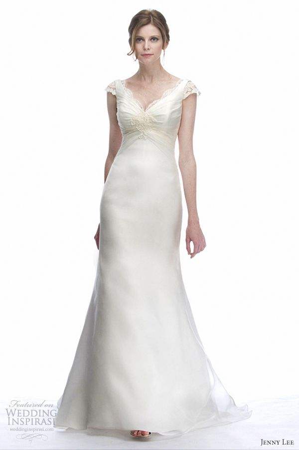 jenny lee wedding dresses fall 2012 style 1215