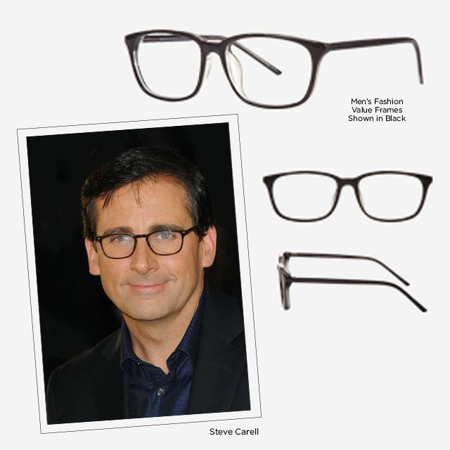 When it comes to eyewear, only the best will do for Steve ...