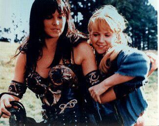 1000+ images about Xena and Gabrielle on Pinterest ...