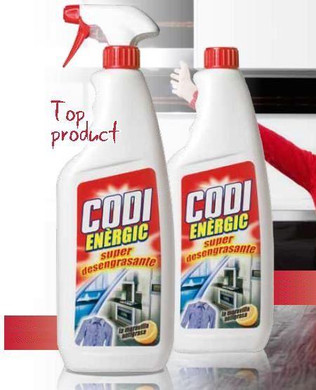 Codi energic (403912)+ sprayová pumpička (413015)