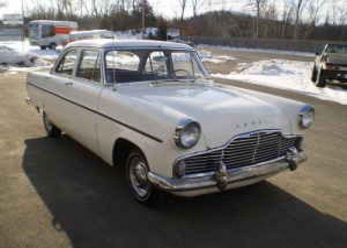 1956 Ford Zephyr ***Ford British Model*** - $1850 (Hudson, NY) for ...