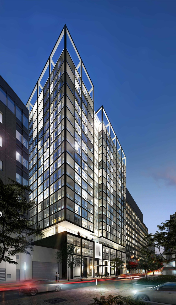 Modern Architecture Hotel 14 best 199 slater street, ottawa | residential/hotel mixed use