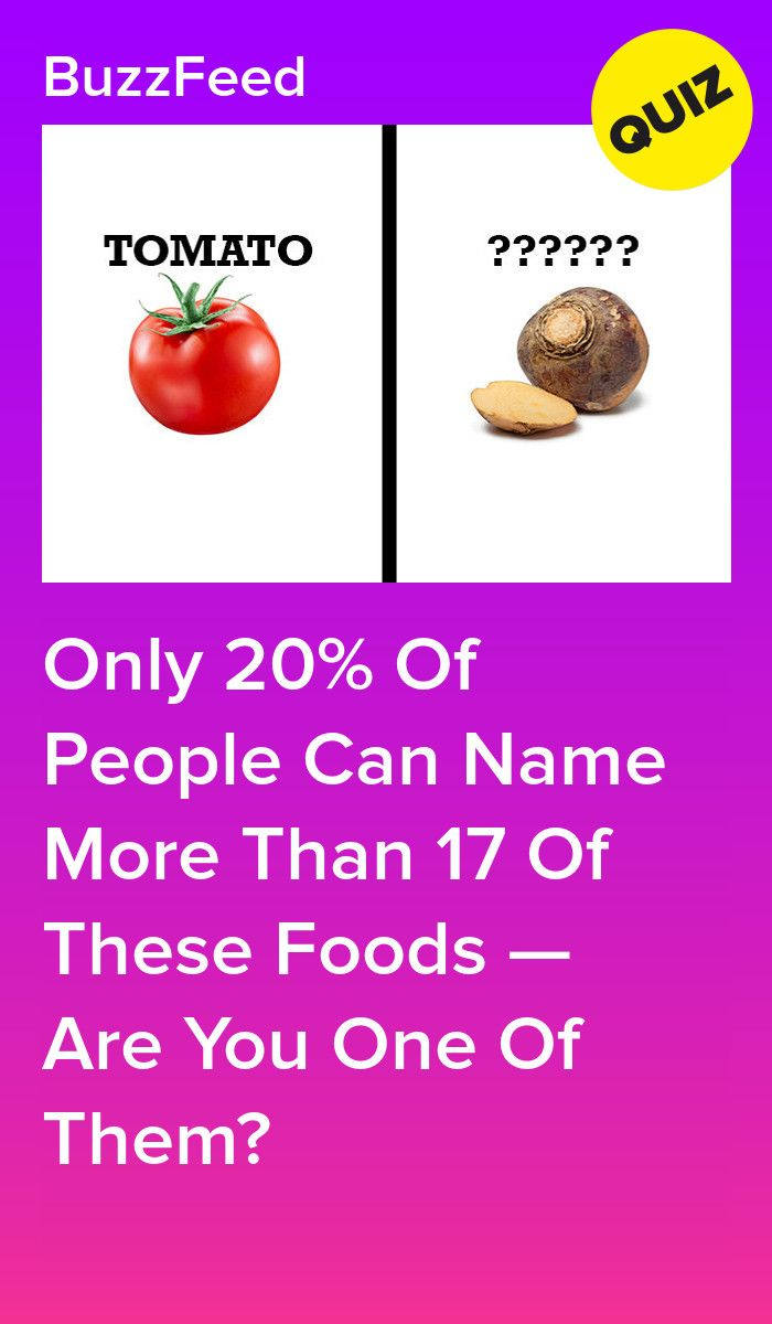 Only 20 Of People Can Name More 17 Of These Foods Are You One Of Them Quizzes Food Food Quiz Quizzes Funny