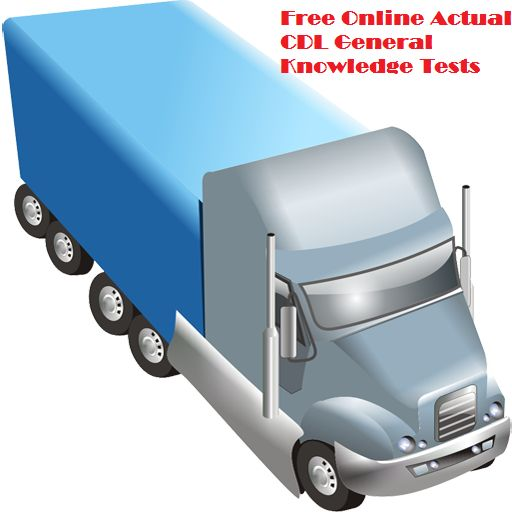 Free CDL general knowledge practice tests