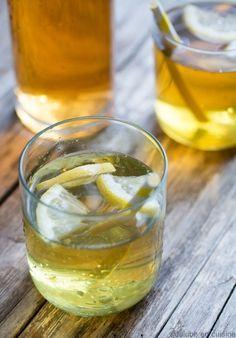 Les secrets d'un thé glacé réussi ! | Jujube en cuisine