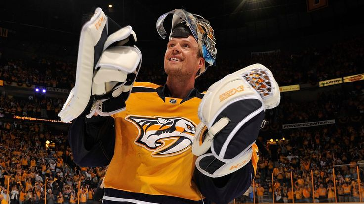 Pekka Rinne begins Stanley Cup Final as the Conn Smythe favorite - NBCSports.com