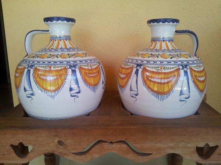 44 best cer mica espa ola images on pinterest for Ceramica talavera madrid