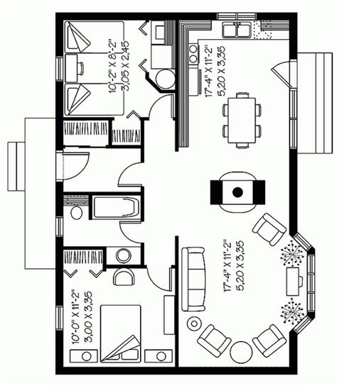 FREE SMALL HOUSE PLANS : HOME PLANS DESIGN: Free home plans and apartments for sale