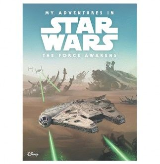My Adventures in Star Wars VII - The Force Awakens