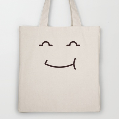 Good day Tote Bag by Playmoji ® - $18.00