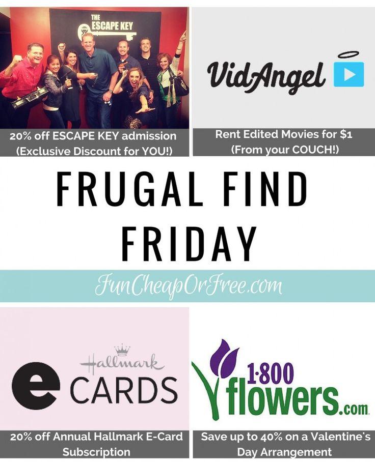 72 best killer deals images on pinterest frugal families and finance date night deals frugal find friday fandeluxe Images