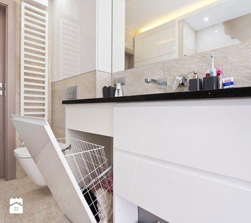Łazienka, toaleta - Łazienka, styl rustykalny - zdjęcie od Fawre s.c.