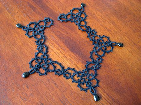 link to free tatted necklace pattern