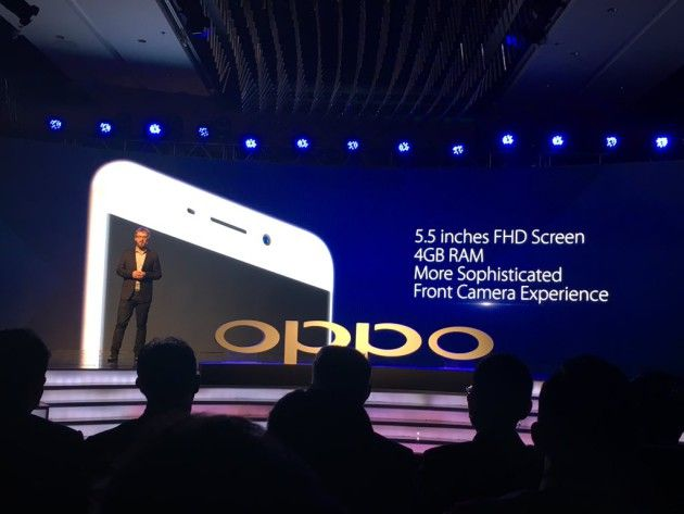 Oppo F1 Plus, un écran de 5,5 pouces et plus de mémoire vive - http://www.frandroid.com/marques/oppo/338665_oppo-f1-plus-un-ecran-de-55-pouces-et-plus-de-memoire-vive  #Oppo, #Smartphones