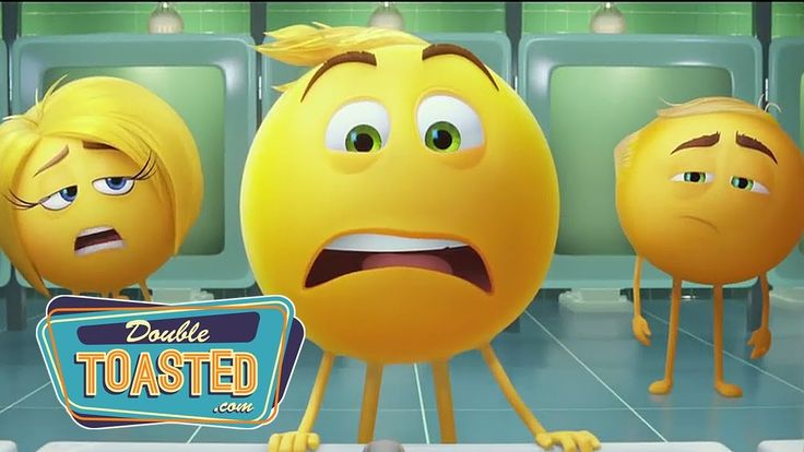 THE EMOJI MOVIE REVIEW - Double Toasted Review