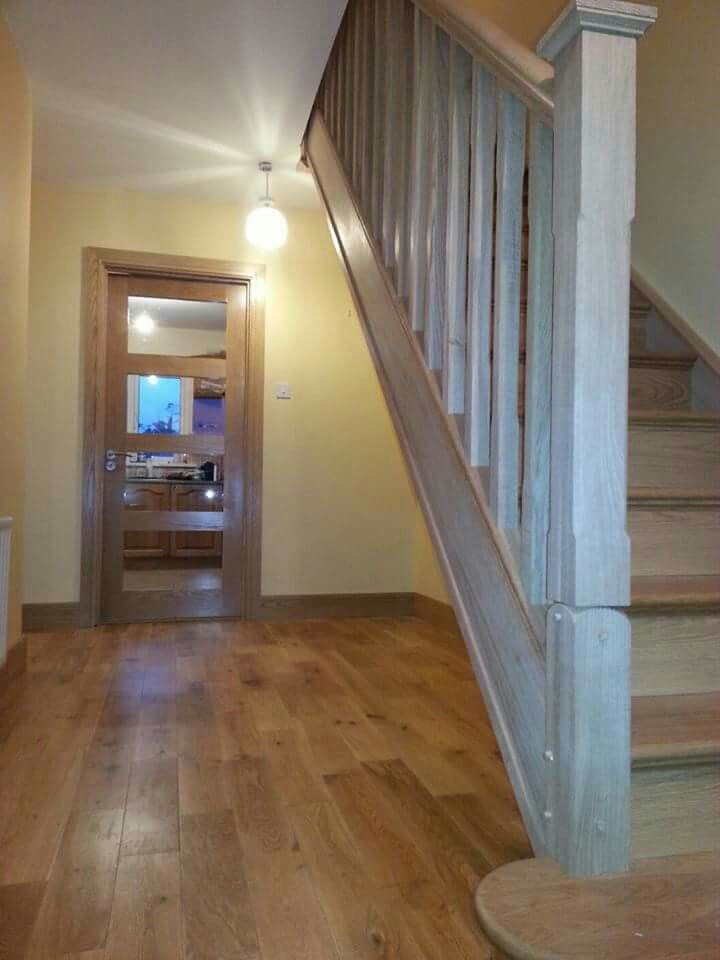 Stairs Refurbishment Oak