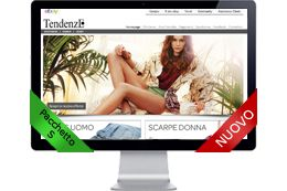 Grafica Negozio eBay per Tendenze Calzature http://www.futureshopping.it/ads/