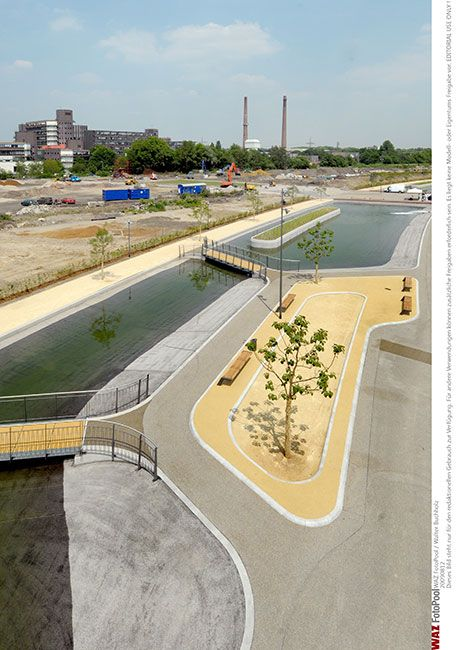 University_Park_Essen-scape_Landschaftsarchitekten-06 « Landscape Architecture Works | Landezine