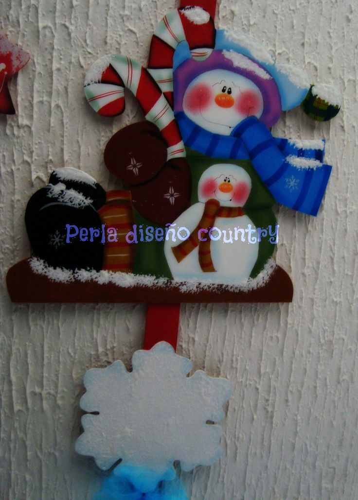 100 best mi pintura country de navidad images on pinterest - Pinturas para madera ...