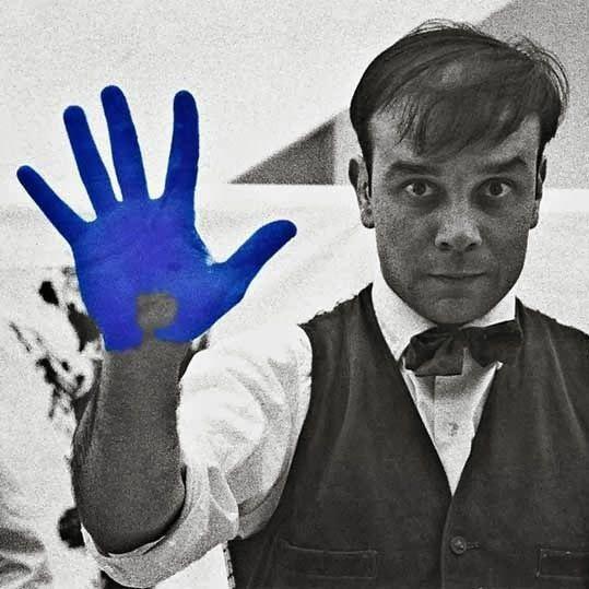 Ив Кляйн – французский художник-авангардист, дзюдоист и изобретатель синего цвета/Классика/Дом художников