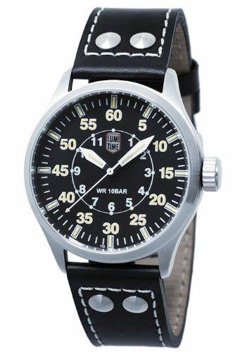 Lumi Time H3 Tritium Uhr 12183 - http://uhr.haus/lumi-time/lumi-time-h3-tritium-uhr-12183