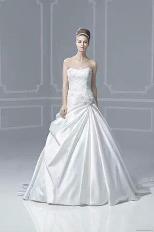 56 best Wedding Dresses Enzoani 2013 images on Pinterest | Short ...