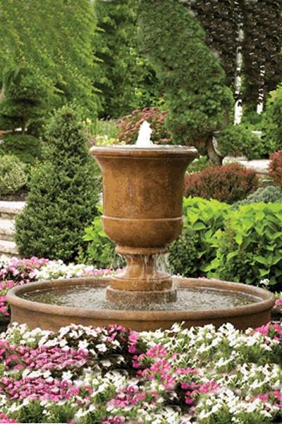 33 best Home Garden - Fountain images on Pinterest Garden