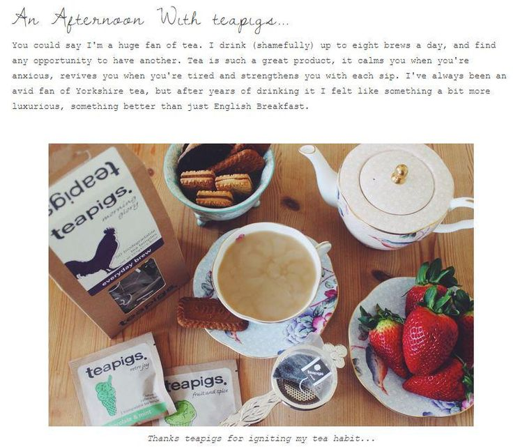 an afternoon with teapigs, with @charlotteloujo http://www.charlottelizabeth.com/2015/03/an-afternoon-with-teapigs.html