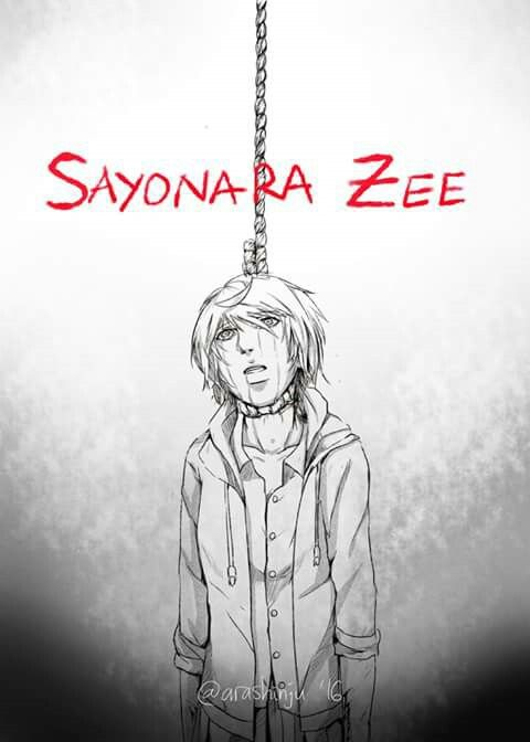 Yeaaah~ sekarang Zeeyafa nya bunuh diri(?) by Tiar Mutia-ara. *^*