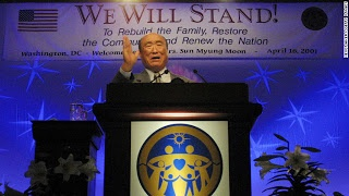 THE TRUE FOUNDATION DAY FOR THE NATION OF THE UNIFIED WORLD,  REVEREND SUN MYUNG MOON
