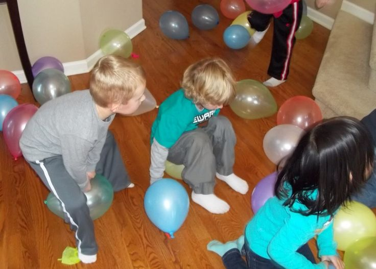 Balloon fun with ms odyssey - 3 part 1