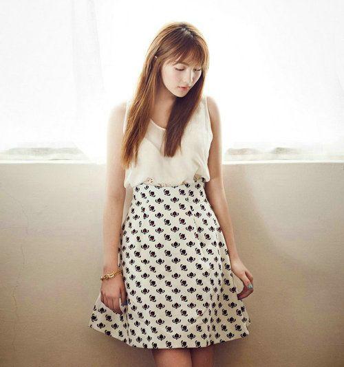 High Cut Korea  Model:Kara'sKang Ji Young