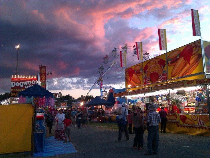 Boonah show 2012 #scenicrim #boonah