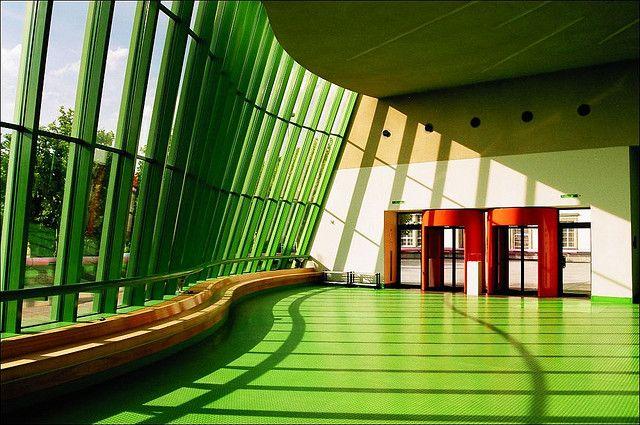 Stirling. Stuttgart Staatgallerie. 70's