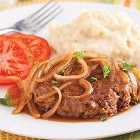 Steak Salisbury