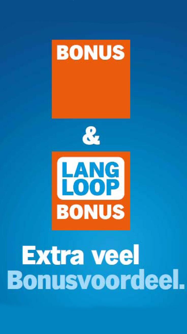 Bonus & Langloop Bonus, Extra veel bonusvoordeel. Albert Heijn Vrijmark #Almere Haven