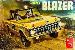 1970 Chevy Blazer 'River Rat' (1/25) (fs) | Stuff the Wife should buy me