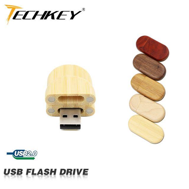 Madera usb flash drive16gb 32 gb penddrive 64 gb gadget pen drive de memoria cle usb llave usb 2.0 flash drive u disco memory stick regalo