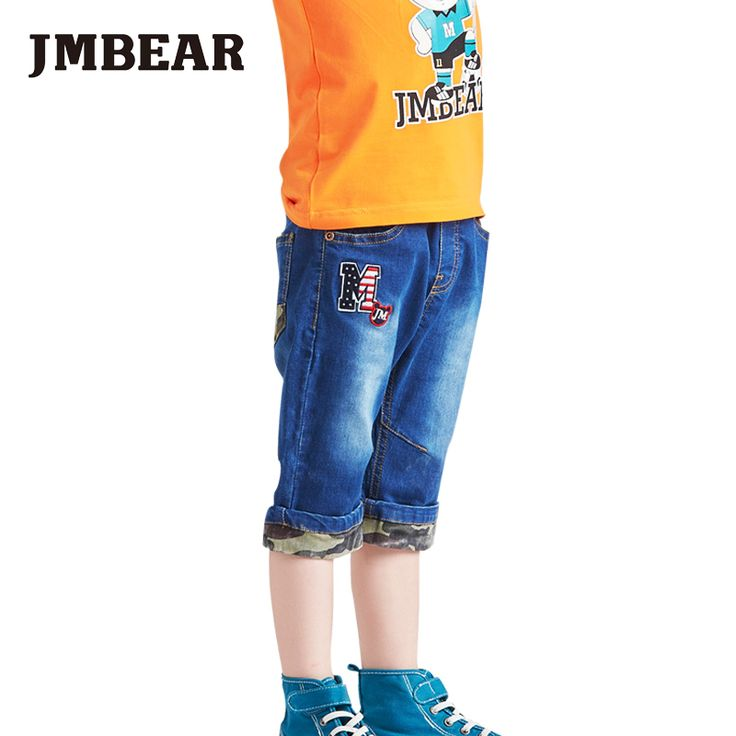 Find More Jeans Information about JMBear Brand boys calf length jeans kids shorts pants camouflage casual clothing for baby spring summer new,High Quality kids clothing style,China kids magician Suppliers, Cheap kid clothing from JMBEAR Specialty store on Aliexpress.com