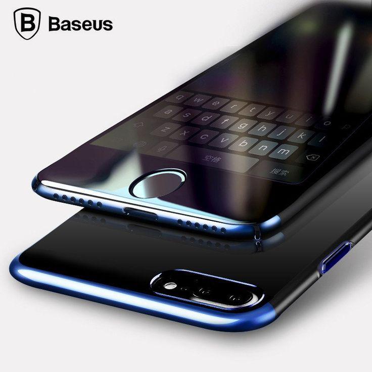 Luxury Plated iPhone 7/Plus Phone Case