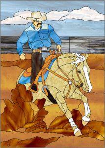 Reining Horse Guy
