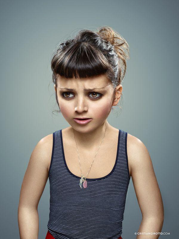 L'Enfant Extérieur by Cristian Girotto, via Behance