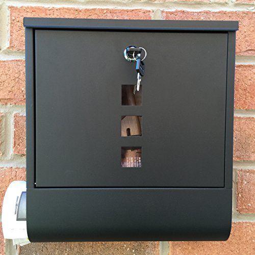 MPB2210B Lockable Mailboxes Painted Black Stainless Stain... https://www.amazon.com/dp/B00PLN2WSO/ref=cm_sw_r_pi_dp_5KQLxb90GR1H2