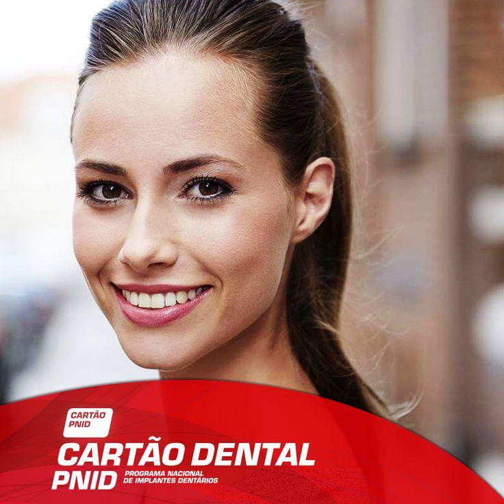 Procura um serviço que reúna um conjunto de tratamentos, possibilitando-o preservar a saúde dos seus dentes? Saiba mais sobre todos os benefícios do Cartão Dental PNID e adira já para alcançar o Sorriso que tanto deseja! -------------------- Adira JÁ ao seu Cartão: > http://www.pnid.pt/cartaodentalpnid/#saber-mais