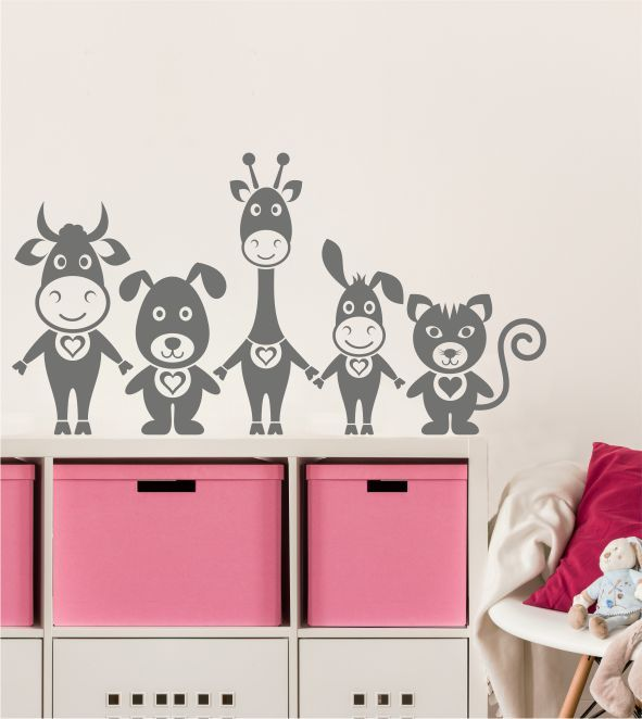 25 einzigartige wandtattoo kinderzimmer tiere ideen auf pinterest wandtattoo tiere s e. Black Bedroom Furniture Sets. Home Design Ideas